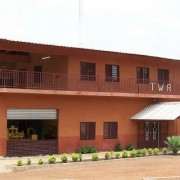 The TWR West Africa station building