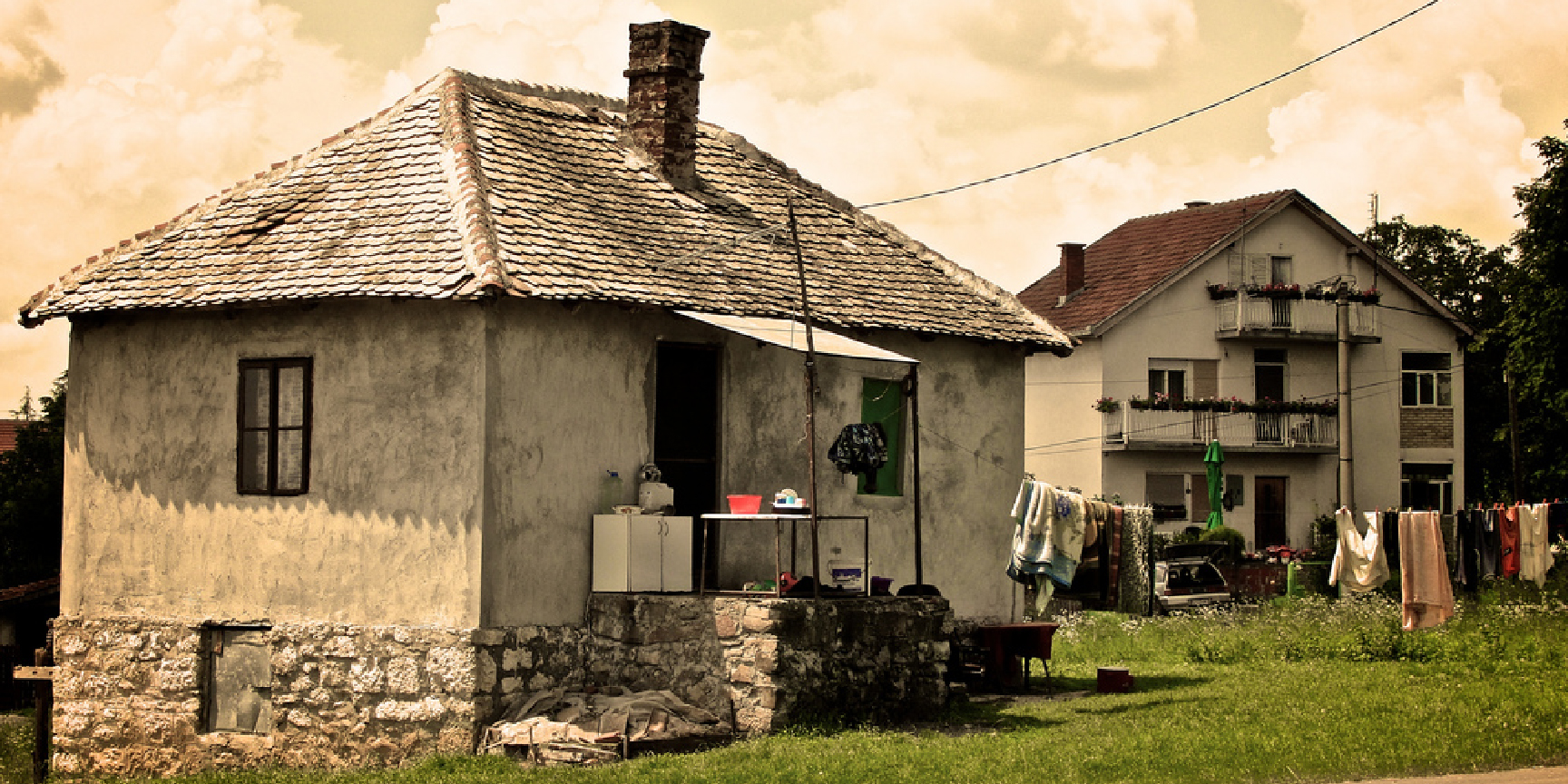 A Serbian Village