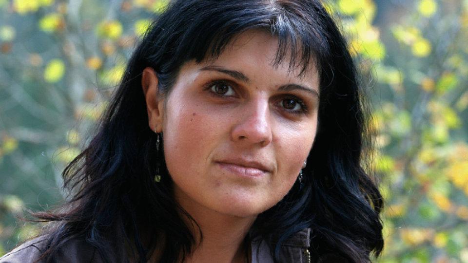 A Slovakian woman