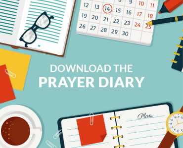 Download Prayer Diary